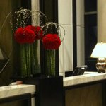 nice floral arrangement