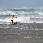 Winter surfing!