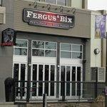 Fergus & Bix - Marda Loop, Feb 2013