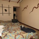 chambre où il fait bon dormir !