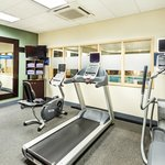 Hampton Inn Free Fitness Center
