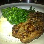 New york Steak EXCELLENT
