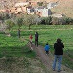Un paseo por los alrededores del pueblo