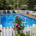 Wills Inn Chlorine Free Pool
