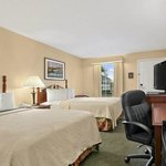Double Room with Full size beds