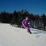 Skiing at Wisp