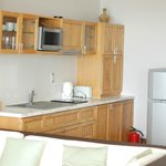 Studio 3 kitchenette