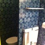 bidet et toilette