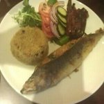 Mackerel with pickle was the best fish dish I have ever had. 5 star rating