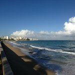 Strandaussicht