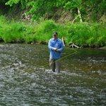 fishing on the Jackson