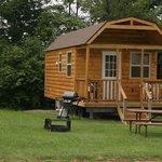 Foto de Cooperstown Beaver Valley Cabins & Campsites