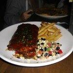 very tasty ribs