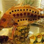 Buffet de poissons