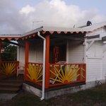 un petit bungalow