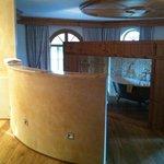 Bad-Teil (getrennte Dusche und getrenntes WC auch vorhanden)