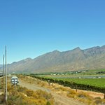 Entering the Hex River valley