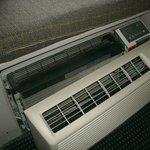 broken heater/air