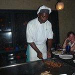 """Kimono's Chef """"Sugar"""" was Amazing!"""