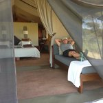 Awesome tent bedrooms
