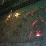 Wall carvings--so detailed!