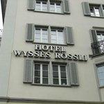 Hotel Wysses Rossli Foto