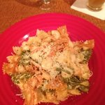 Chipotle Seafood Pasta from 2/15/12