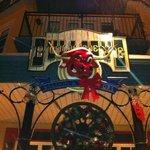 Bull's Eye restaurant