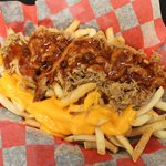 Porky Cheese Fries