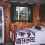 Knotty Pine Cabins Photo