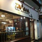 Tawana Restaurant 3 Westbourne Grove London W2 3UA