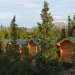 Park's Edge Log Cabins Photo