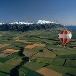 Or perhaps a hot air balloon?