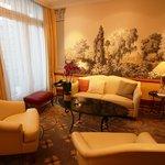 Savoy Baur En Ville Junior Suite