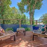 Tuck Inn Outdoor Deck