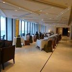 6th floor lounge for breakfast, lunch & dinner