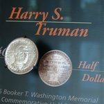 Harry Truman commemorative coin