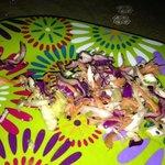 tasty salat at Gyn AK
