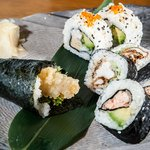 Sono Sushi Lunch Special