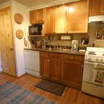 Guest kitchen- available to all guests.