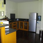kitchen 3 bedroom villa