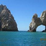 Cabo San Lucas famous arch