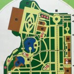 park layout sign