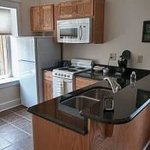Kitchen in Pet Friendly Units