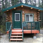 Ptarmigan Cabin sleeps 1 or 2