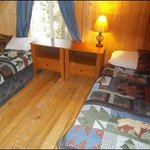 extra beds in Wrangell Cabin