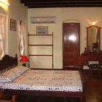 Room São Gabriel: Heritage Double Room