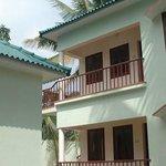Foto de Private cottages