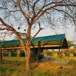 Lake Manze - Tent