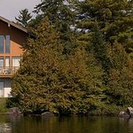 Chalet sur le lac